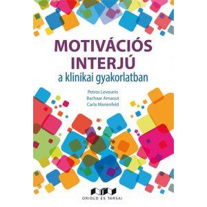 Motivációs interjú a klinikai gyakorlatban c. könyv borítója