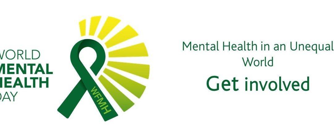 A mentális egészség világnapja – október 8.