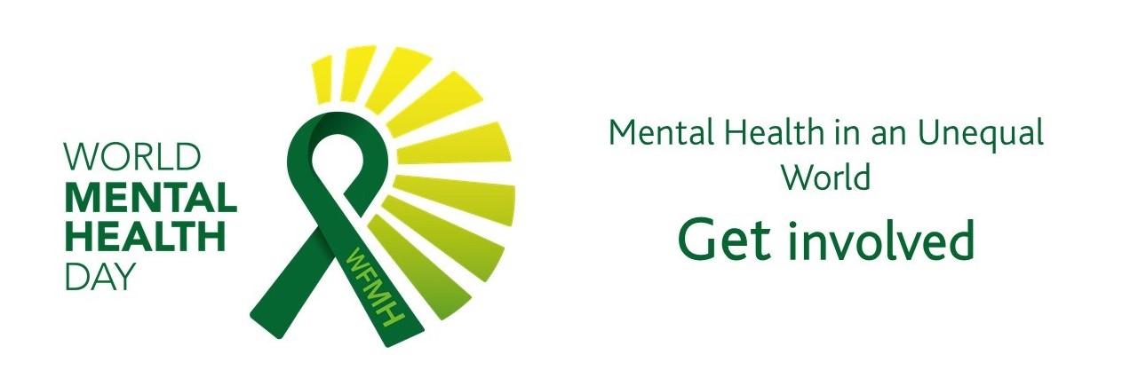 World-Menthal-Health-Day logo